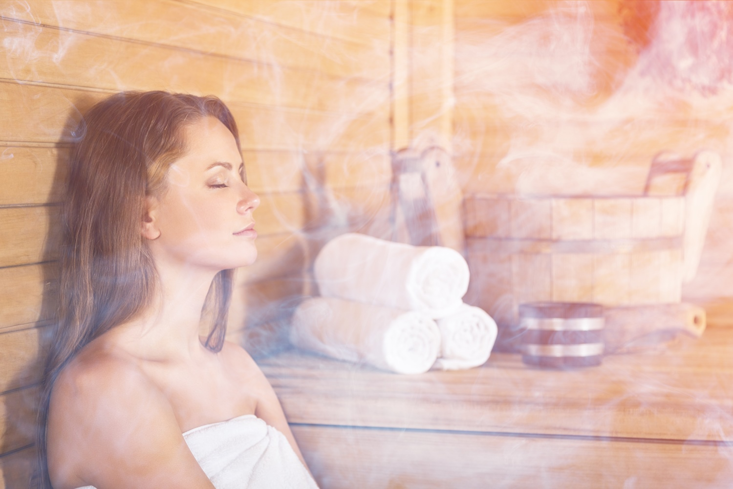 Why sauna baths are so Healthy for the Heart
