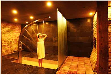Go to Steam Sauna Home Page